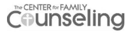 The Center For Family counseling, Thrive Sponsor, Thrive Women's Conference