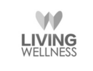 Living Wellness, Thrive Conference Logo,