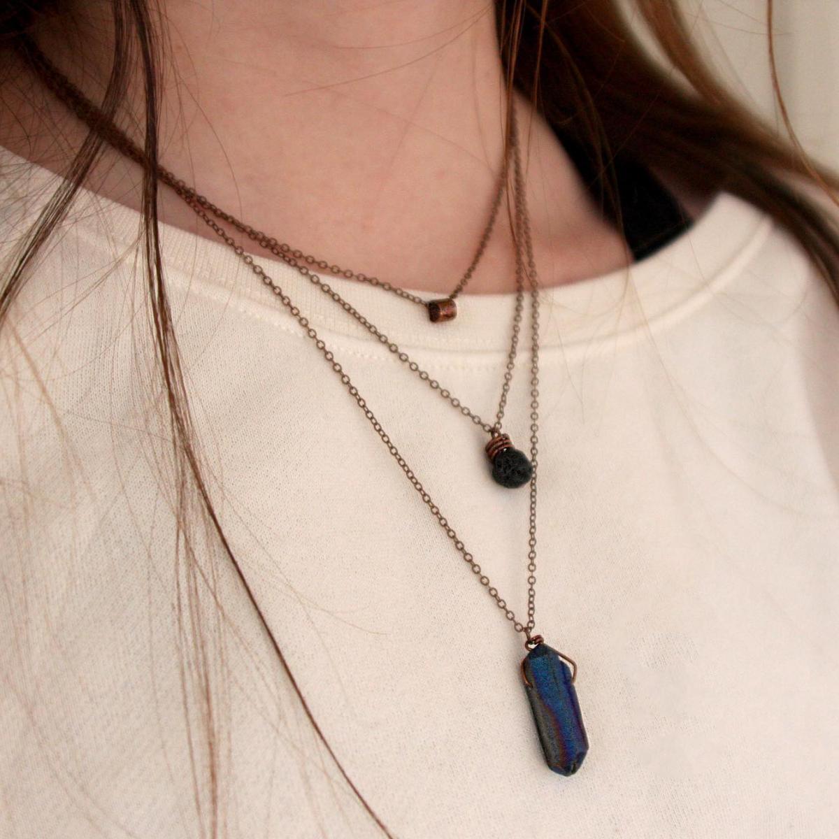 The Bridge Shop Necklace